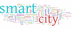 Smart Cities Word Cloud